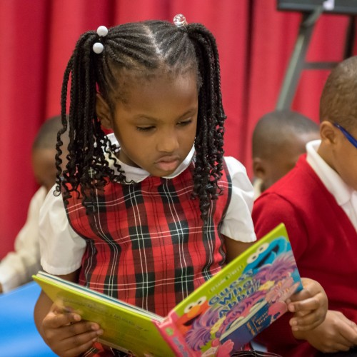 10,000 Books Donation to NYC Catholic Schools