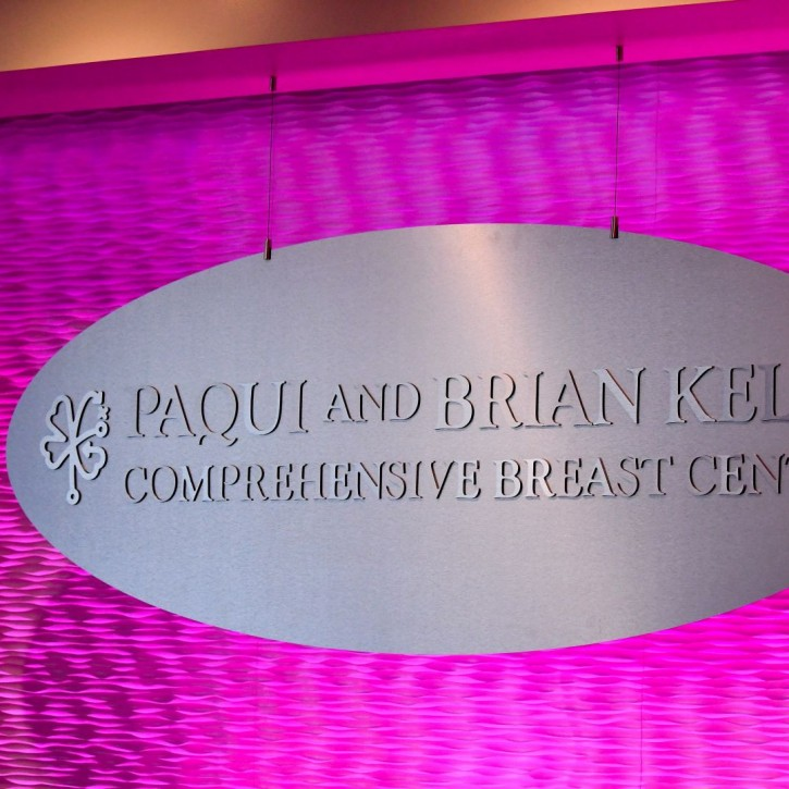Kelly Comprehensive Breast Center celebrates 2nd anniversary