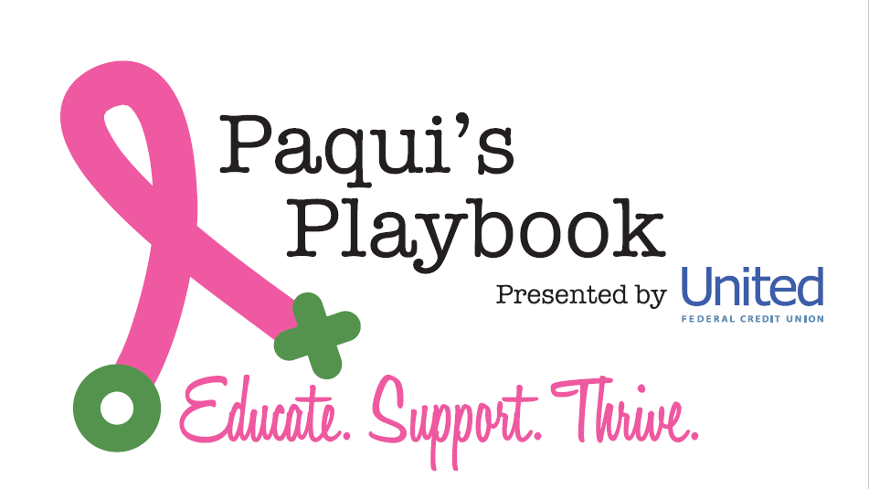 Paqui's Playbook presented by United Federal Credit Union